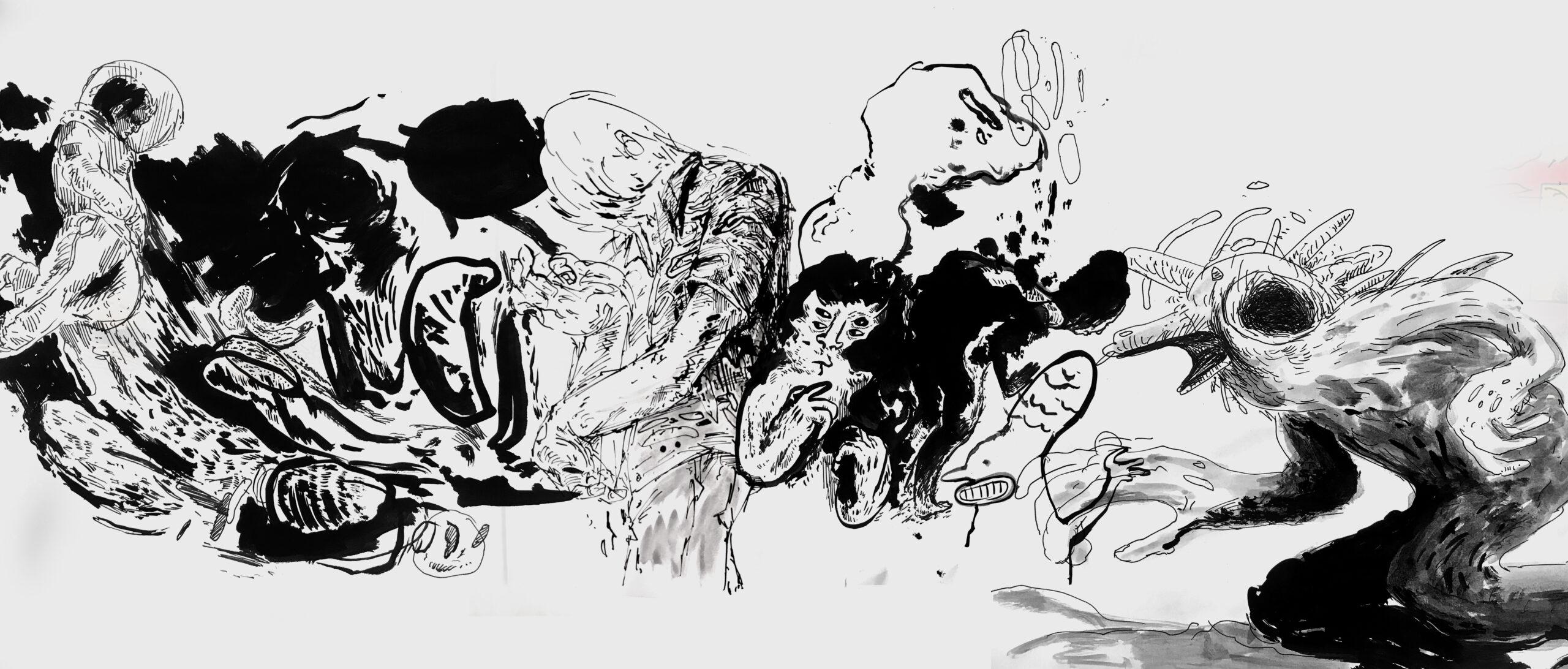 Disegnare per conoscersi e decifrarsi | Intervista ad Antonio Nautilo